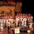 Pour sa première au Palais des Arts, SITALA était composé de cent quatre-vingts choristes et onze musiciens.