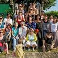 Cette année, les bénévoles de SITALA se retrouvaient à Loudéac