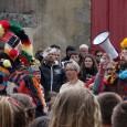 Le défilé des dix ans de SITALA à Theix