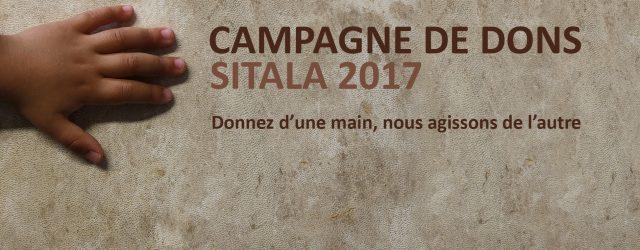 Participez à la campagne de dons 2017