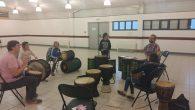 Chaque semaine à Theix, pour tous les publics, cours de percussions.