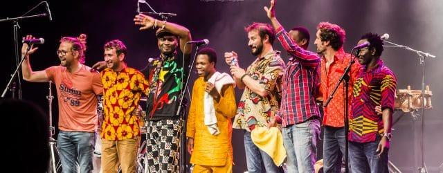 Kounou Ba Tiguilon s'est déroulée dans le pays de Vannes du 26 septembre au 17 novembre dernier! Les 4 musiciens burkinabé ont rejoint les 3 musiciens français pour un mois […]