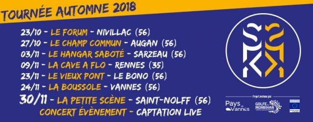 La tournée d'automne 2018 de Sitala Kounou, qui se tient du 9 octobre au 2 décembre 2018, marque la fin du volet français du projet de médiation culturelle et de […]