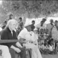 Korriganed, groupe de musique bretonne et celtique du pays de Vannes revient du Burkina Faso où il accompagnait l'association Sitala de Theix...